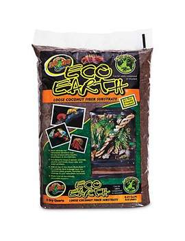 Zoo Med Eco Earth Loose Coconut Fiber Substrate Zoo Med Eco Earth Loose Coconut Fiber Substrate by Zoo Med