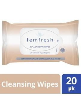 Feminine Wipes by Femfresh