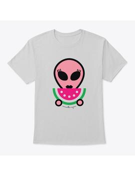Watermelon Alien by Teespring