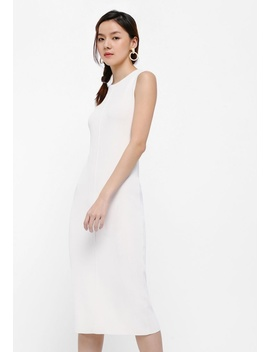 Louris Knit Midi Dress by Love, Bonito