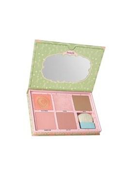 Cheekleaders Pink Squad Blush, Bronze & Highlight Palette by Benefit