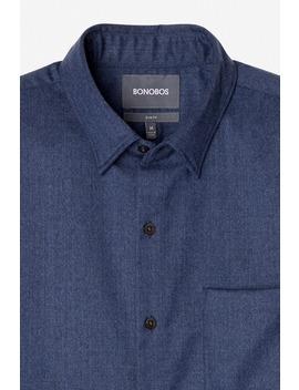 Unbutton Down Wool Shirt by Bonobos