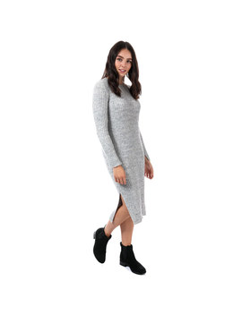 Womens Rozina Long Sleeve Jumper Dress by Vero Moda