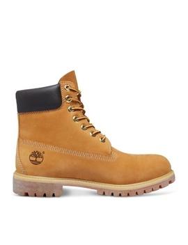 Timberland Icon 6″Premium Boot Wheat Nubuck by Timberland