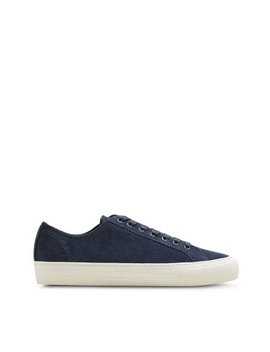 Lace Up Suede Sneakers by Mango Man