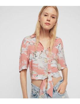 Leni Borneo Shirt by Allsaints