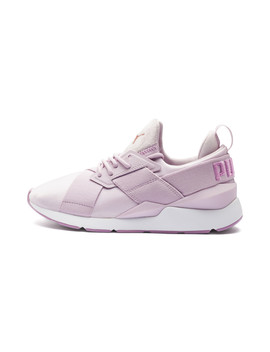 Muse Satin Ii Women's Trainers by Puma