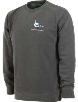 Anti Hero             Lil Pigeon Crew Sweatshirt by Anti Hero
