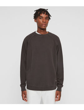 Coil Crew Sweatshirt by Allsaints