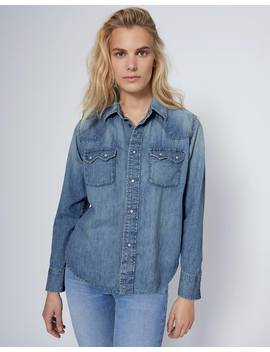Sawtooth Western Shirt by Re/Done