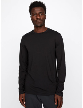 Long Sleeve Everyday Merino Tee by Hill City