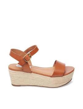 Busy Tan Leather by Steve Madden