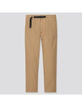 pantalon-jersey-heattech-chaud-doublÉ-homme by uniqlo