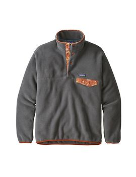 Patagonia Men's Synchilla® Snap T® Fleece Pullover   European Fit by Patagonia