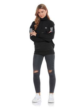 Adidas Originals Womens Lock Up Half Zip Top by Adidas Originals