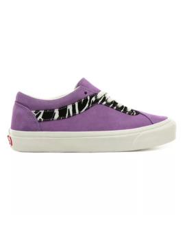 Zebra Bold Ni Shoes by Vans