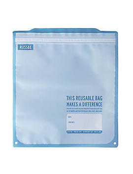 Russbe Reusable Freezer Bags – Pack Of 8 by Lakeland