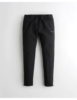 Skinny Utility Jogger Pants by Hollister
