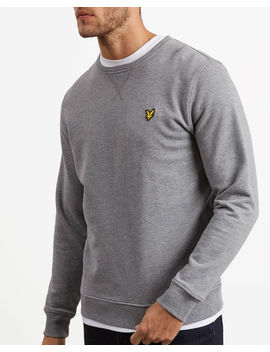 Crew Neck Sweatshirt by Lyle & Scott