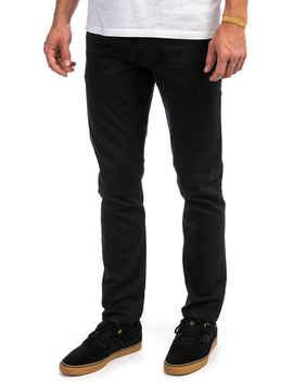 Levi's Skate 512 Slim Jeans (Caviar Bull Denim) by Levi's