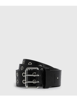 Andree Leather Belt by Allsaints