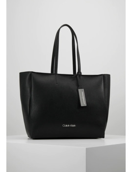 sided-shopper---tote-bag by calvin-klein