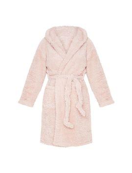 taupe-teddy-ear-fluffy-robe by prettylittlething