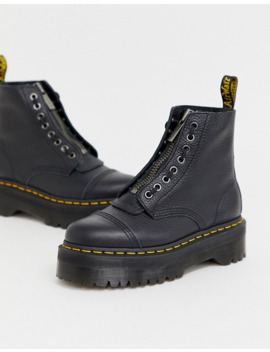 dr-martens-sinclair-flatform-zip-leather-boots-in-tumbled-black by dr-martens