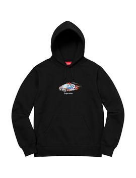 cop-car-hooded-sweatshirt by supreme