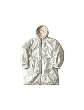 fear-of-god-x-nike-parka-jacket-metalic-silver by stockx