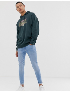 asos-design-tall-hoodie-with-city-print by asos-design