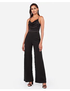 cowl-neck-wide-leg-jumpsuit by express