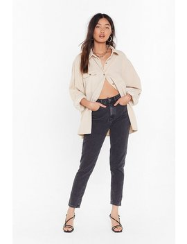 make-it-tight-high-waisted-skinny-jeans by nasty-gal