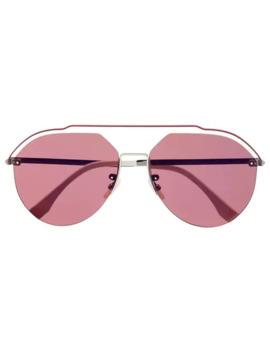 aviator-frame-sunglasses by fendi-eyewear