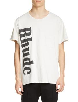 pocket-t-shirt by rhude