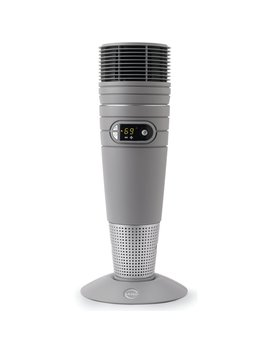 ceramic-1,500-watt-portable-electric-tower-heater-with-remote-control by lasko