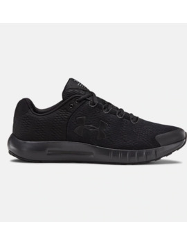 Men's Ua Micro G® Pursuit Bp Running Shoes by Under Armour
