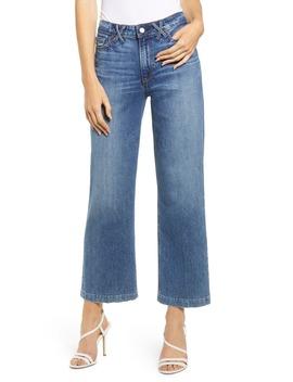 vintage---nellie-high-waist-crop-culotte-jeans by paige
