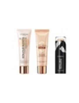 L'oreal Three Piece Face Make Up Set by Groupon
