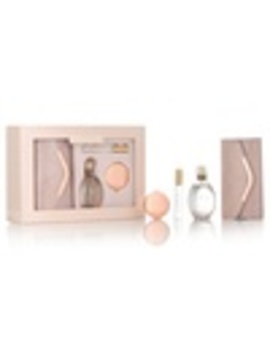 Sarah Jessica Parker Eau De Parfum Spray 100ml, Rollerball 10ml, Rose Gold Mirror And Clutch Bag Lovely Gift Set by Groupon