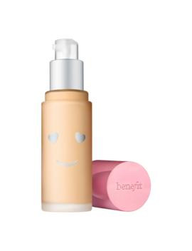 hello-happy-flawless-brightening-liquid-foundation by benefit-cosmetics