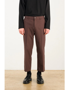 menswear-|-bio-chino,-brown by olive