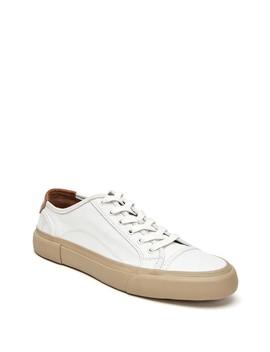 ludlow-cap-toe-leather-sneaker by frye