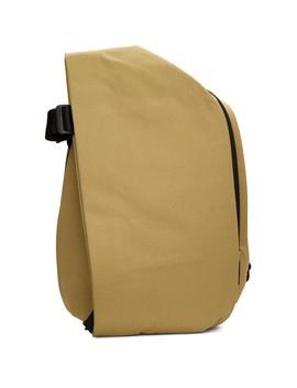 beige-isar-m-backpack by cÔte-&-ciel
