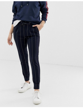 only---pantalon-à-rayures by only