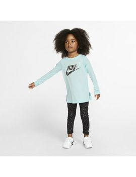 nike-toddler-top-and-leggings-set-nikecom by nike