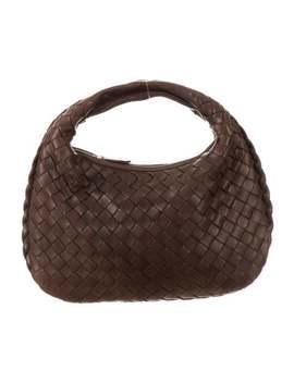 bottega-veneta-intrecciato-leather-handle-bag by bottega-veneta