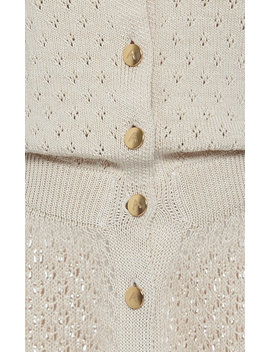 doyle-pointelle-knit-maxi-dress by altuzarra