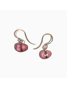 melissa-joy-manning-pink-sapphire-drop-earrings by melissa-joy-manning