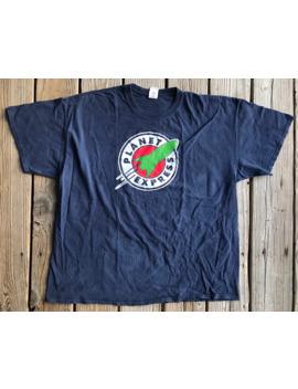futurama-planet-express-tshirt-matt-groening by vintage  ×